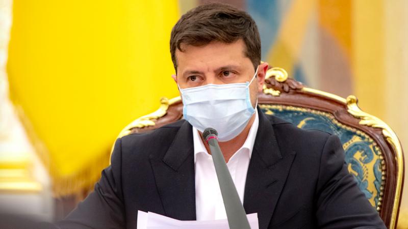 Zełenski, Ukraina, Rosja, Chiny-Unia-europejska-szczepionka,pandemia, SputnikV, Pfizer