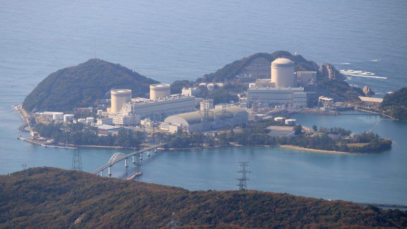 W Japonii funkcjonuje wiele elektrowni atomowych, źródło: Wikipedia, fot. Alpsdake (CC BY-SA 4.0)