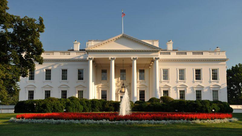 Biały Dom, Waszyngton, USA