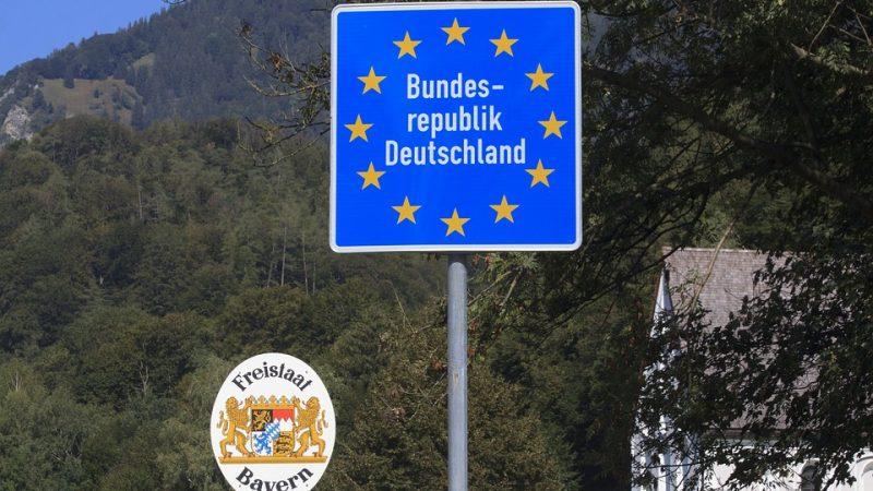 Niemcy, Czechy, Austria, Komisja Europejska, Bawaria, pandemia, COVID, restrykcje, hranica