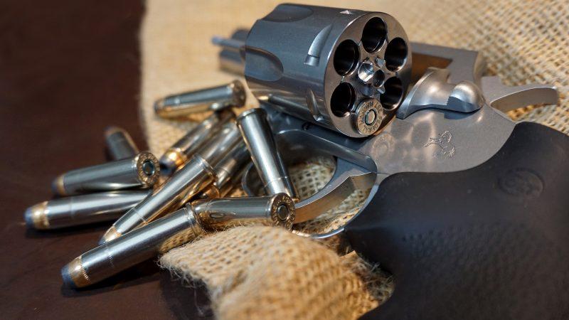 Colt Defense LLC to jeden z największych producentów broni palnej w USA, źródło: pixabay, fot. Mike Gunner