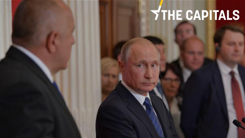 Rosja, Bułgaria, USA, Nawalny, Borysow, Putin, demokracja, Unia Europejska