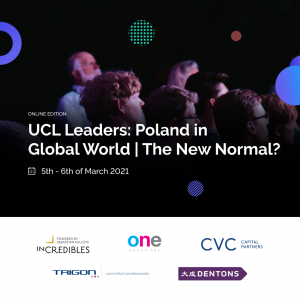 UCL Leaders: Poland in a Global World
