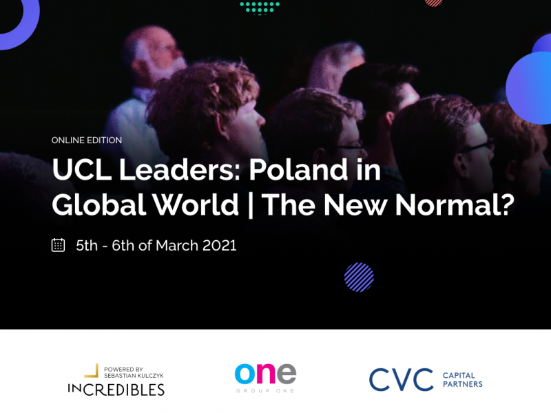 UCL Leaders 2021: Poland in a Global World