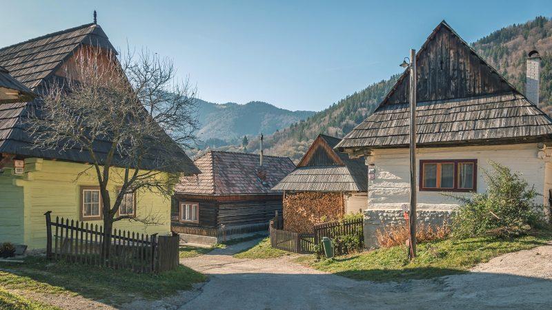 Zabudowania wiejskie