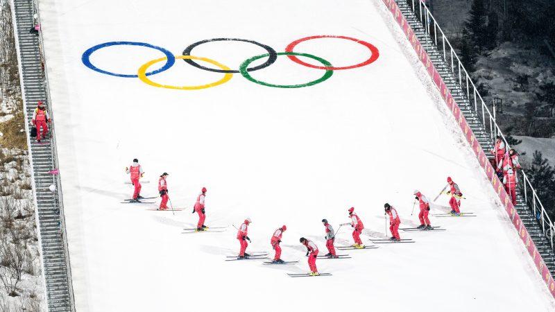 Chiny, igrzyska, olimpiada