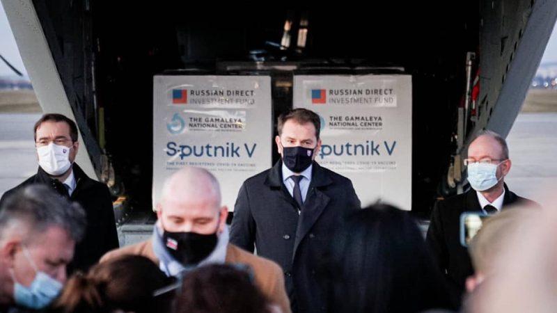 Słowacja, Rosja, Sputnik V, geopolityka, grypa wyszehradzka, koalicja, Putin, Matovicz, Unia Europejska, Koszyce, Europejska Agencja Leków
