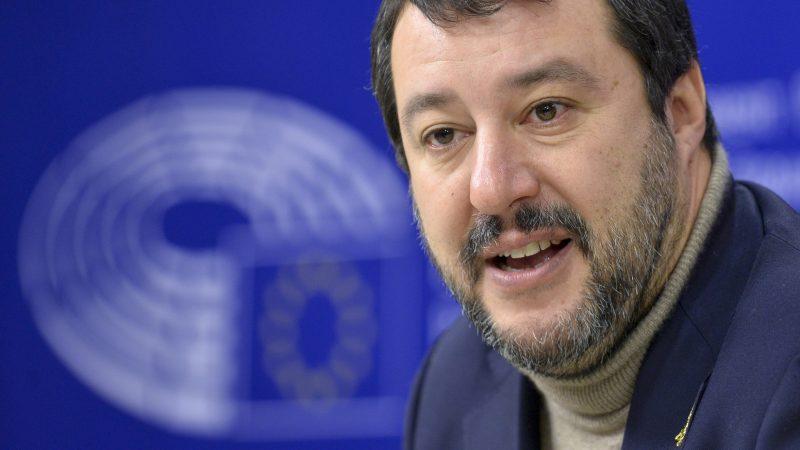 Włochy, Salvini, Polska, PiS, Fidesz, ID, Tożsamość i Demokracja, polityka,