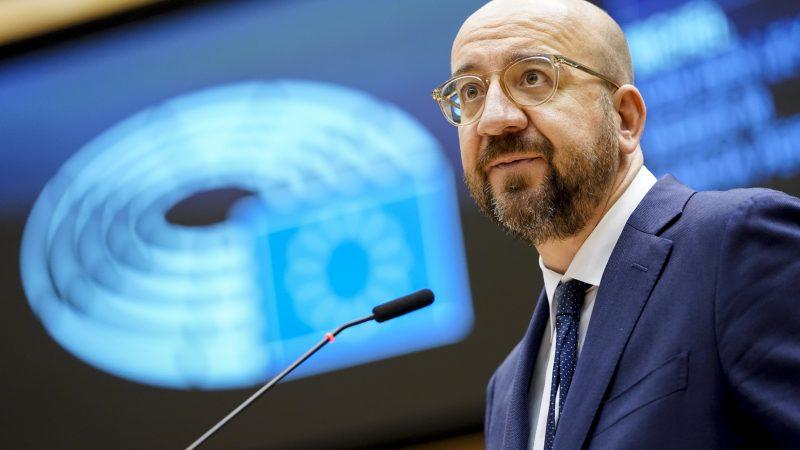 Michel, Komitet regionów, KPO, Unia Europejska, samorząd, regiony, Polska, Fundusz Odbudowy