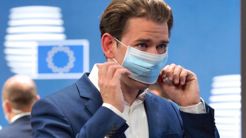 Sebastian Kurz, Austria, kanclerz