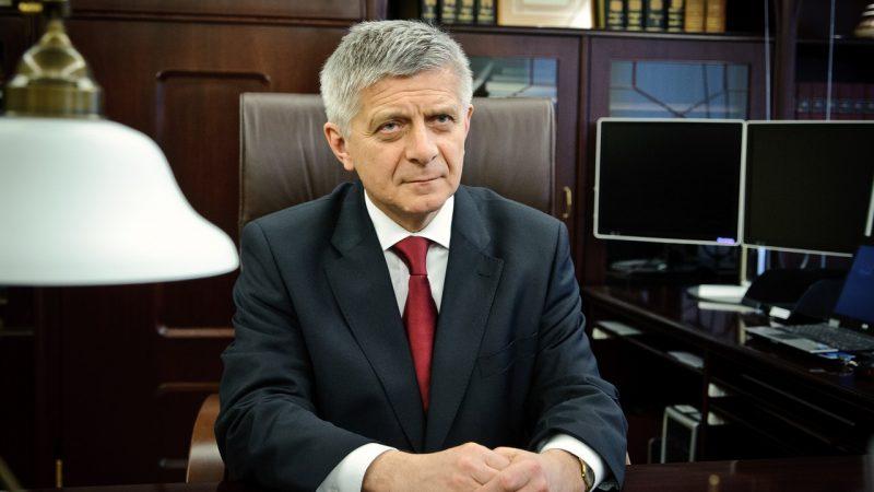 Marek Belka, premier, NBP, UE