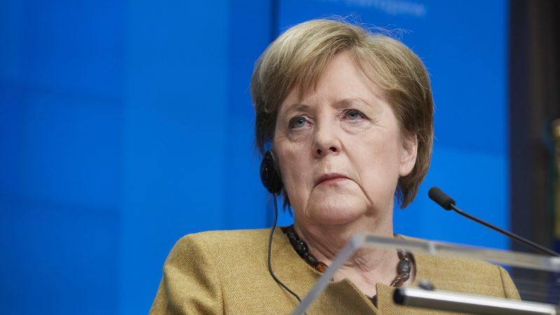 Niemcy, Angela Merkel, kanclerz