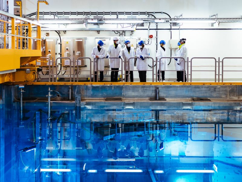 Finlandia, atom, Olkiluoto 3, energia elektryczna, jądrowa, bałtyk, Polska, unia europejska