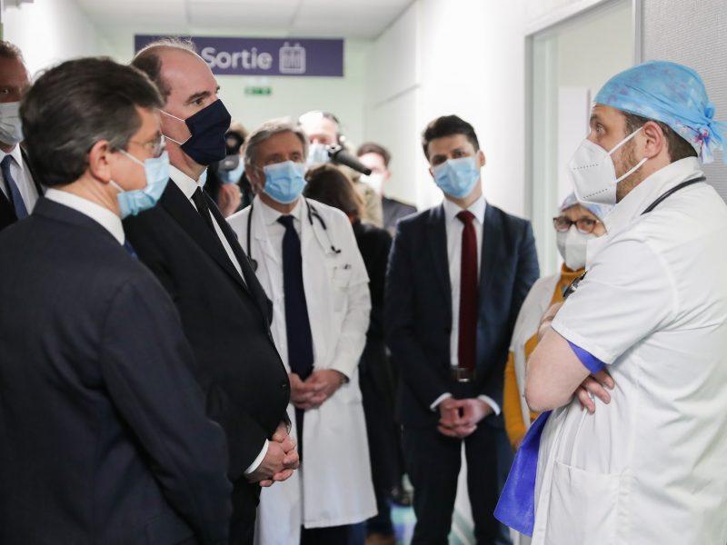 Francja, lockdown, pandemia, koronawirus, COVID-19, szczepienia, AstraZeneca