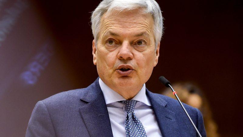 suwerenność, Polska, Unia Europejska, Bruksela, Zbigniew Ziobro, Dider Reynders