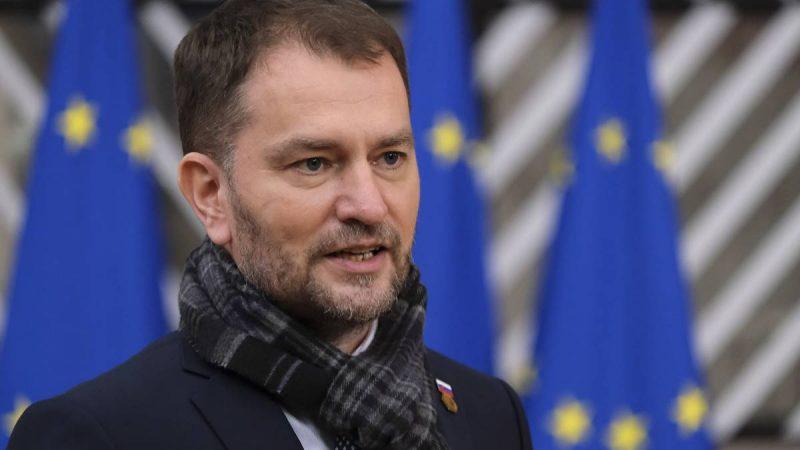 Igor Matovic, Słowacja, premier