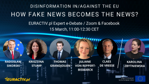 Disinformation IN/AGAINST the EU: How Fake News Becomes the News?