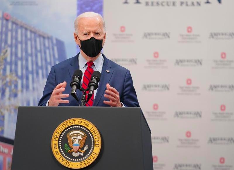 Prezydent USA Joe Biden, źródło: Twitter/The White House (@WhiteHouse)