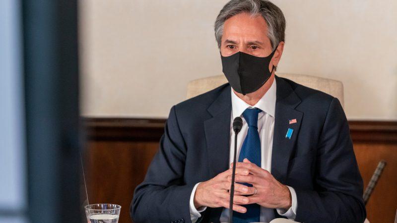 Sekretarz stanu USA Antony Blinken, źródło: Departament Stanu USA (www.state.gov)
