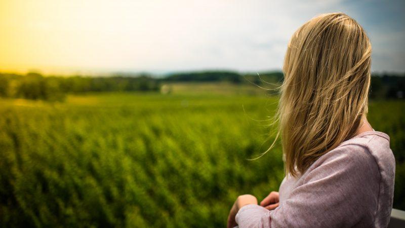 rolnictwo, kobieta, wieś