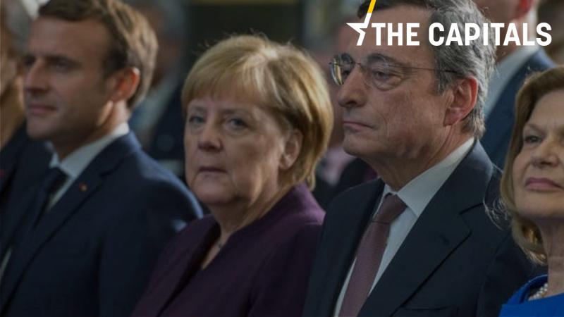 Rosja, Unia Europejska, Sputnik V, pandemia, COVID19, szczepionka, Dragi, Merkel, Putin, Macron
