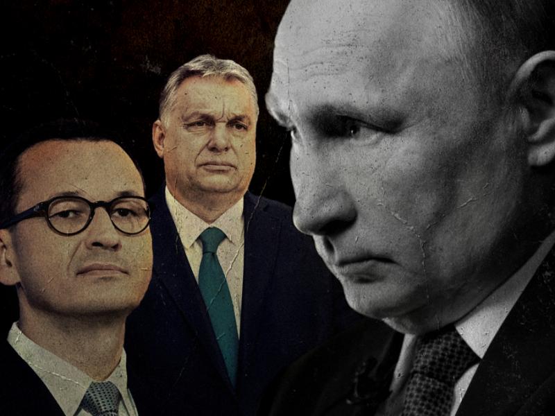Grupa wyszehradzka, Polska, Rosja, Chiny, dezinformacja, pandemia, koronawirus, COVID19, Putin, Morawiecki, wolne media, społeczeństwo obywatelskie