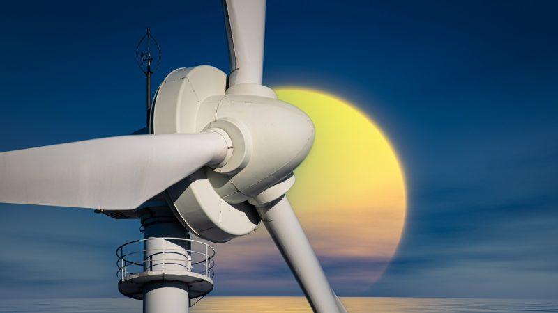 wiatrak, energia wiatrowa, energia, oze, transformacja