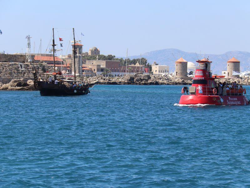 Holenderski eksperyment zostanie przeprowadzony na greckiej wyspie Rodos (Photo by Shalev Cohen on Unsplash)