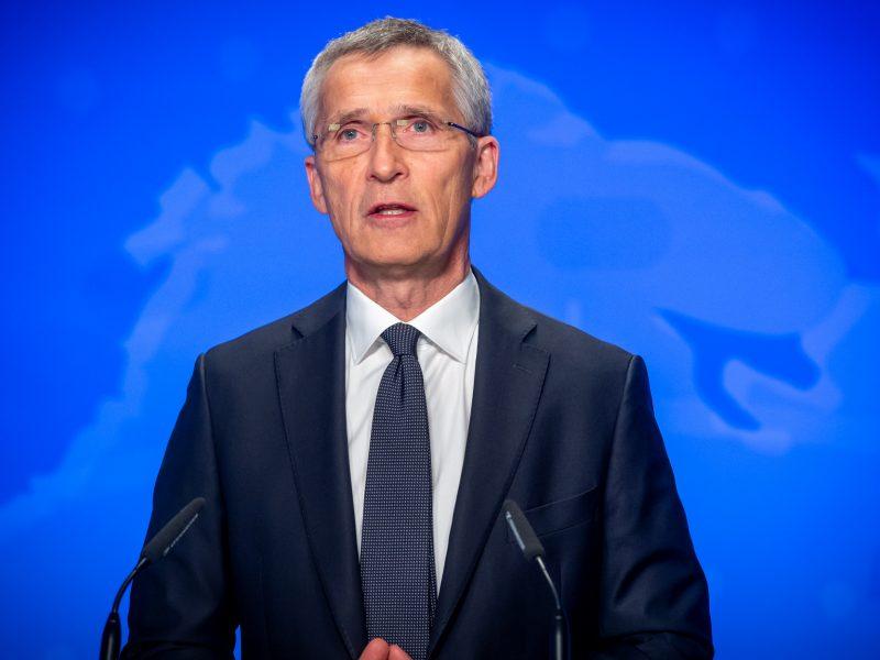 Jens Stoltenberg, NATO, sekretarz generalny