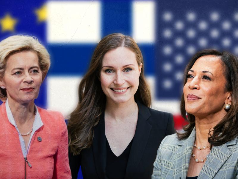 feminizm, polityka zagraniczna, kobiety, gender, równouprawnienie, wykluczenie, dyplomacja, unia europejska, Harris, von der leyen, sofagate, wykluczenie, Polska
