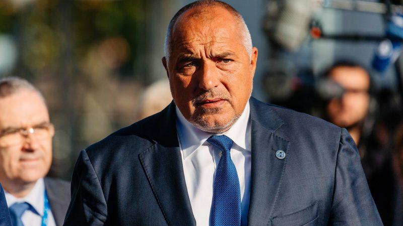 Bojko Borysow, Bułgaria, premier, dymisja, rząd, Bałkany, Komisja Europejska, Fundusz Odbudowy
