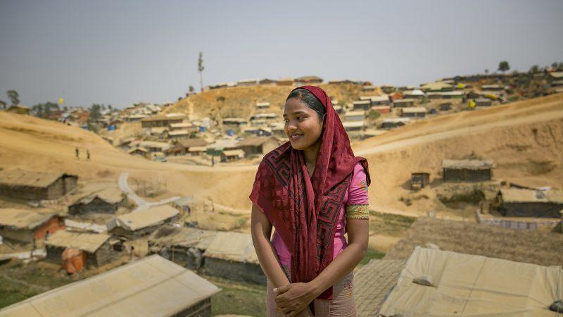 Problem głodu w Birmie dotyka m.in. społeczności muzułmańskich Rohindżów, źródło: UN Women, fot. Allison Joyce (CC BY-NC-ND 2.0)