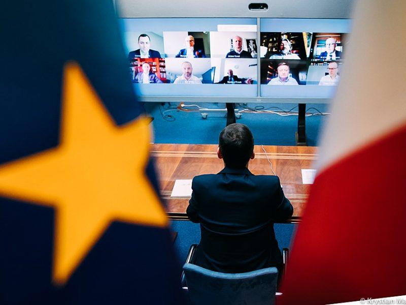 Pandemia koronawirusa ożywiła dyskusję na temat roli państw narodowych i suwerenności.