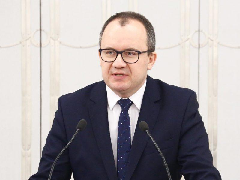 Adam Bodnar, Polska, RPO, praworządność, Unia Europejska, Belgia, nagroda, Trybunał Konstytucyjny