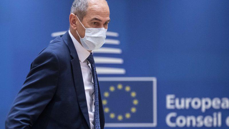 Janez Janša, Słowenia, premier