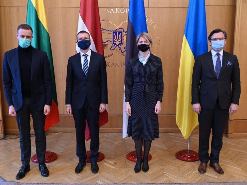 Rosja, Ukraina, Łotwa, Litwa, Estonia, USA, NATO