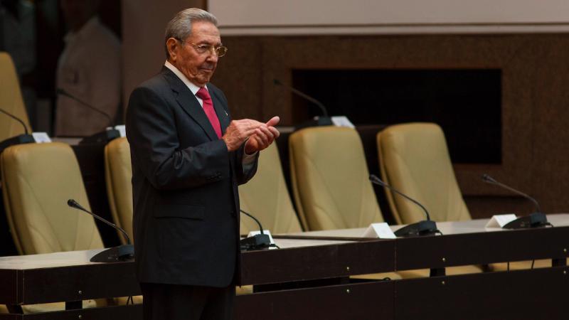 Kubański przywódca Raul Castro całkowicie przechodzi na emeryturę, źródło: Flickr, fot. Irene Pérez/ Cubadebate (CC BY-NC-SA 2.0)