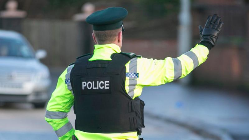 Północnoirlandzki policjant, źródło: Wikipedia, fot. Lottolads (CC BY-SA 4.0)