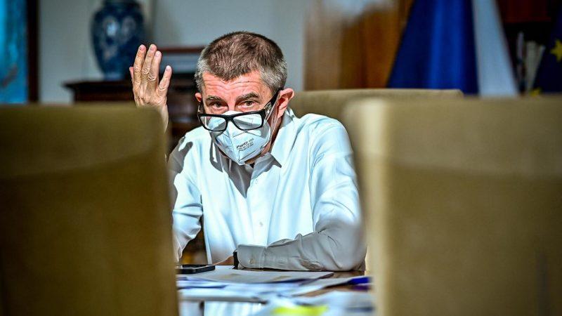 Premier Czech Andrej Babiš, źródło: Facebook/Andrej Babiš (@AndrejBabis)