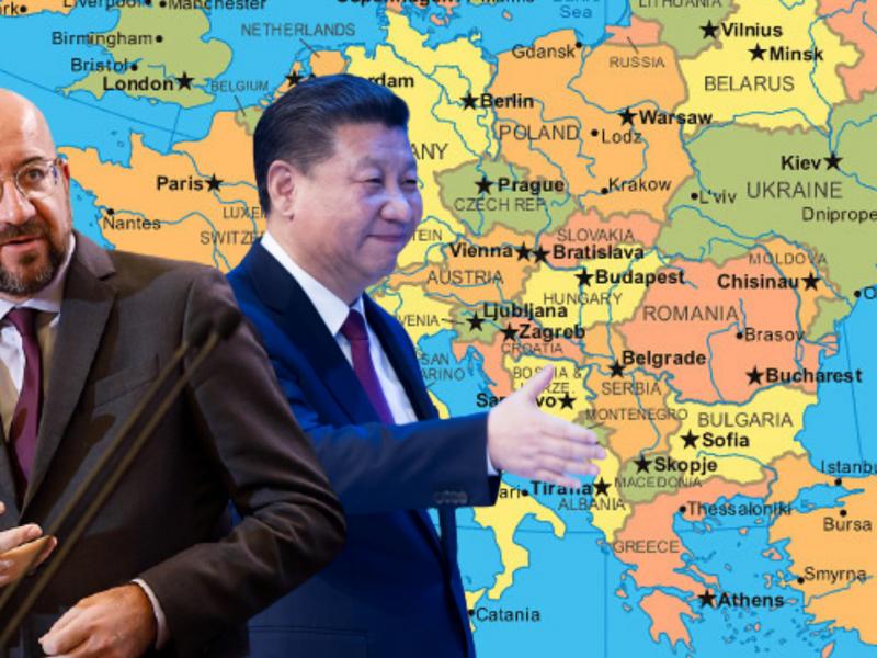 Chiny sięgają po Bałkany. Unia Europejska powinna się niepokoić?