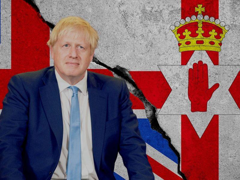 brexit-boris-johnson-irlandia-polnocna-republika-irlandii-zjednoczenie-Londyn-dublin-belfast-ue-bruksela-unia-europejska