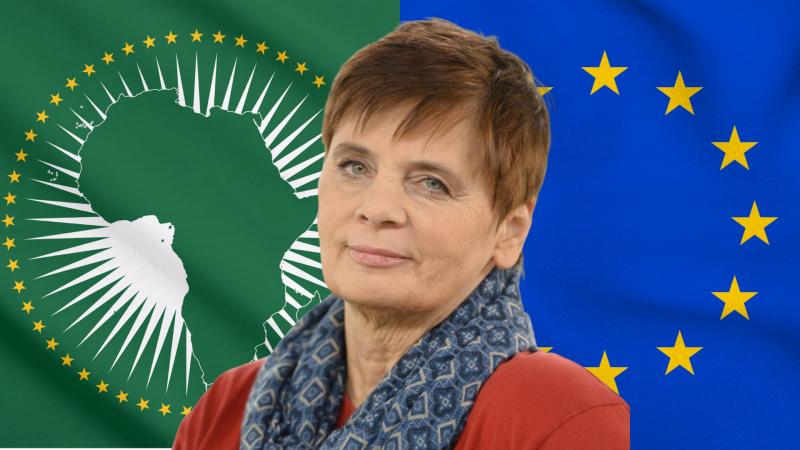 Afryka, UE, UA