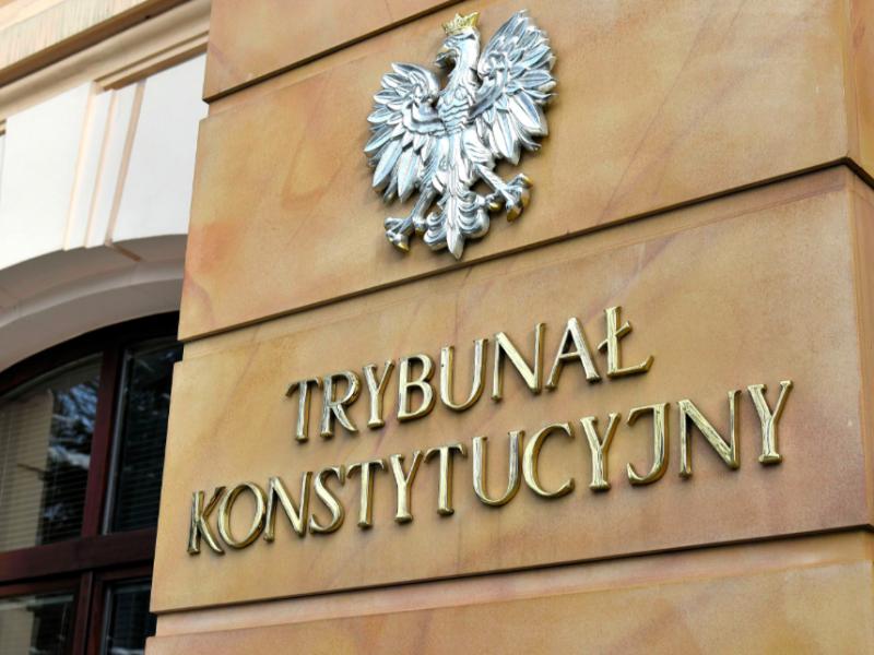 TK do 13 maja odroczyłwydanie wyroku ws. Izby Dyscyplinarnej i środków tymczasowych nakazanych przez TSUE, źródło: Wikipedia, fot. Adrian Grycuk (CC BY-SA 3.0 PL)