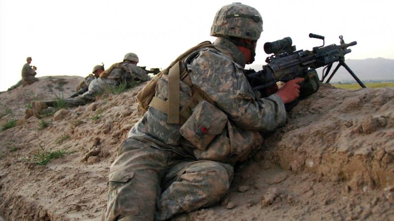 Wojska USA wycofająsięz Afganistanu do 11 września. Podobnie zrobiążołnierze misji NATO, źródło: Flickr/The U.S. Army, fot. Staff Sgt. Michael L. Casteel (CC BY 2.0)