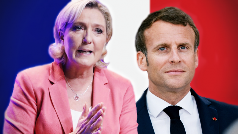Macron, Marine Le Pen, wybory, skrajna prawica, pandemia, Hidalgo, Melenchon, Jadot, Partia socjalistyczna, Paryż, 2022