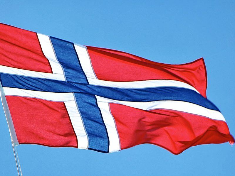 Norwegia, flaga
