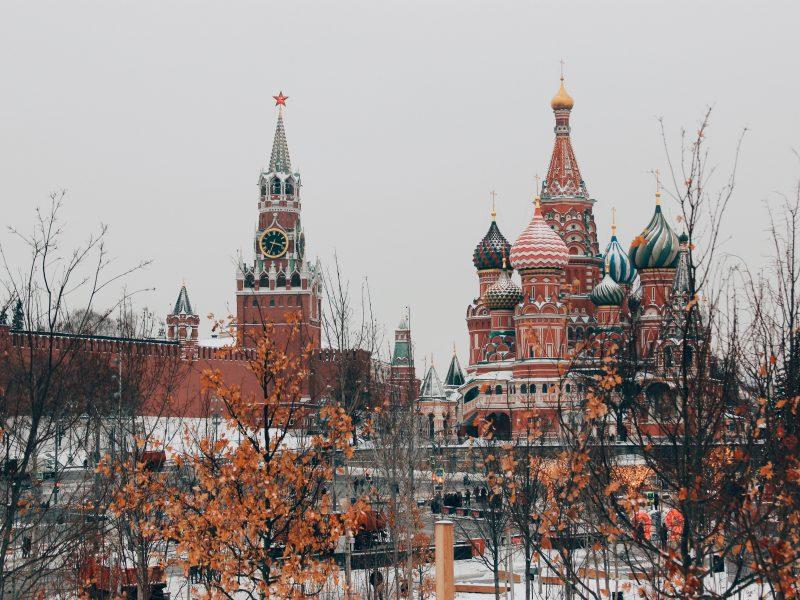 W programie pobytu było zwiedzanie rosyjskiej stolicy oraz wizyta w jednej z prywatnych moskiewskich klinik, aby otrzymać pierwszą dawkę szczepionki na koronawirusa Sputnik V