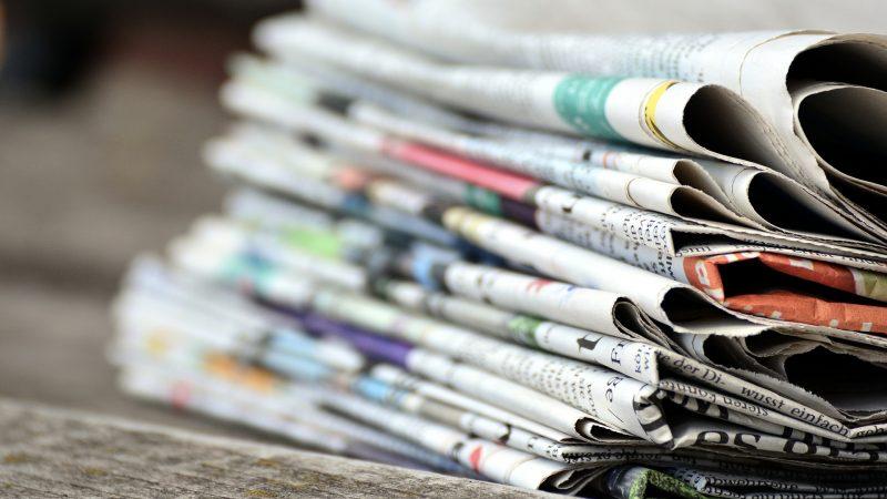 media, prasa, dziennikarstwo