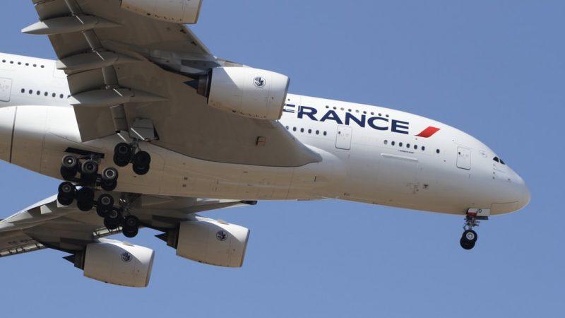 Francja, kolej, Air France, klimat, ekologia, pandemia, konwent obywatelski, emisje, dwutlenek węgla