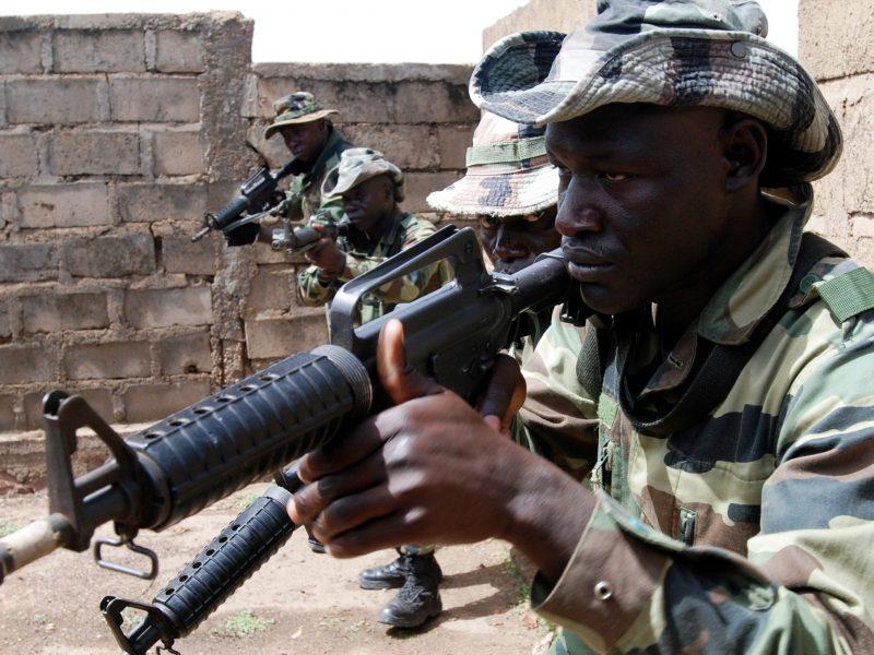 Malijskie wojsko po razu drugi w ciągu dziewięciu miesięcy przejęło władzęw kraju (fot. Staff Sgt. Michael R. Noggle, Special Operations Task Force-103 Public Affairs.)